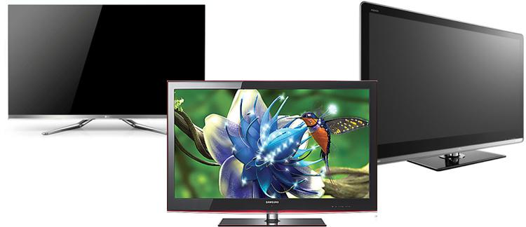 Pantallas LED, LCD, Oled, 4K, 1080p, FullHD Y Plasma